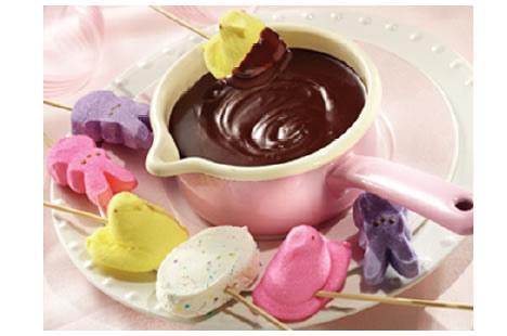 Peeps_fondue_1
